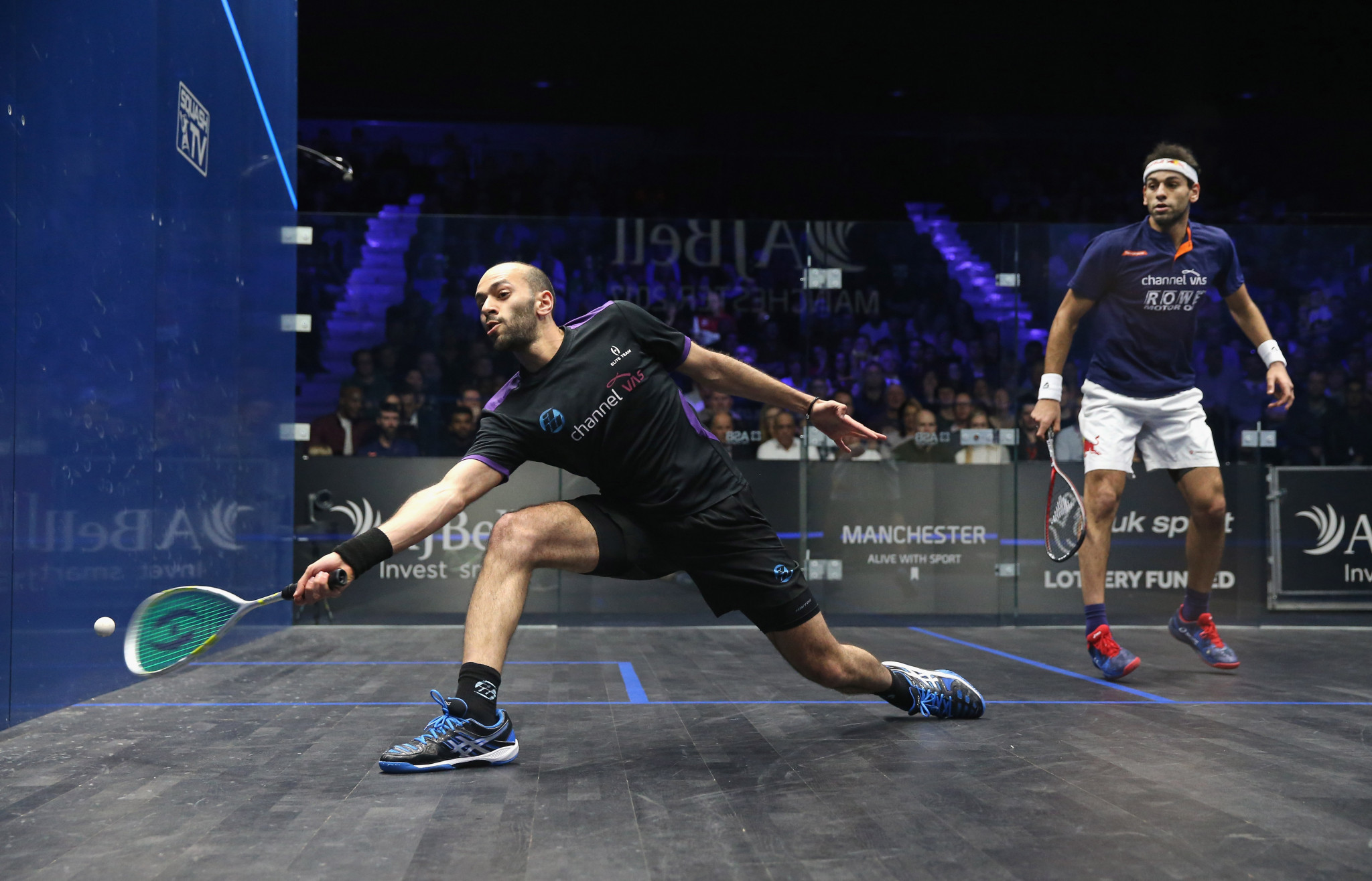 Marwan ElShorbagy rises into top three of men's PSA world rankings