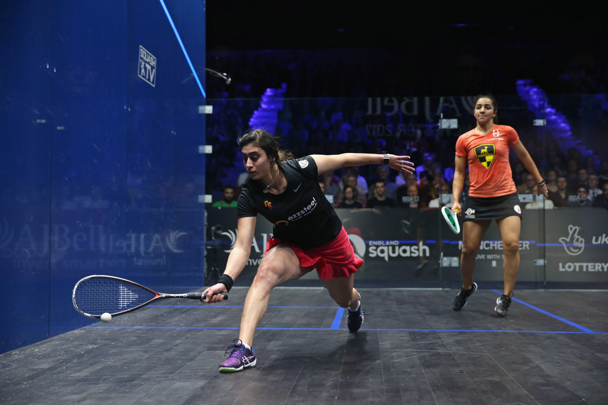 Nour El Sherbini remains the women's world number one ©Getty Images