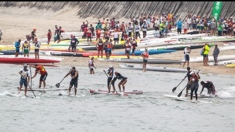 The ICF are hoping top paddlers will embrace the Stand-Up Paddle World Championships ©ICF