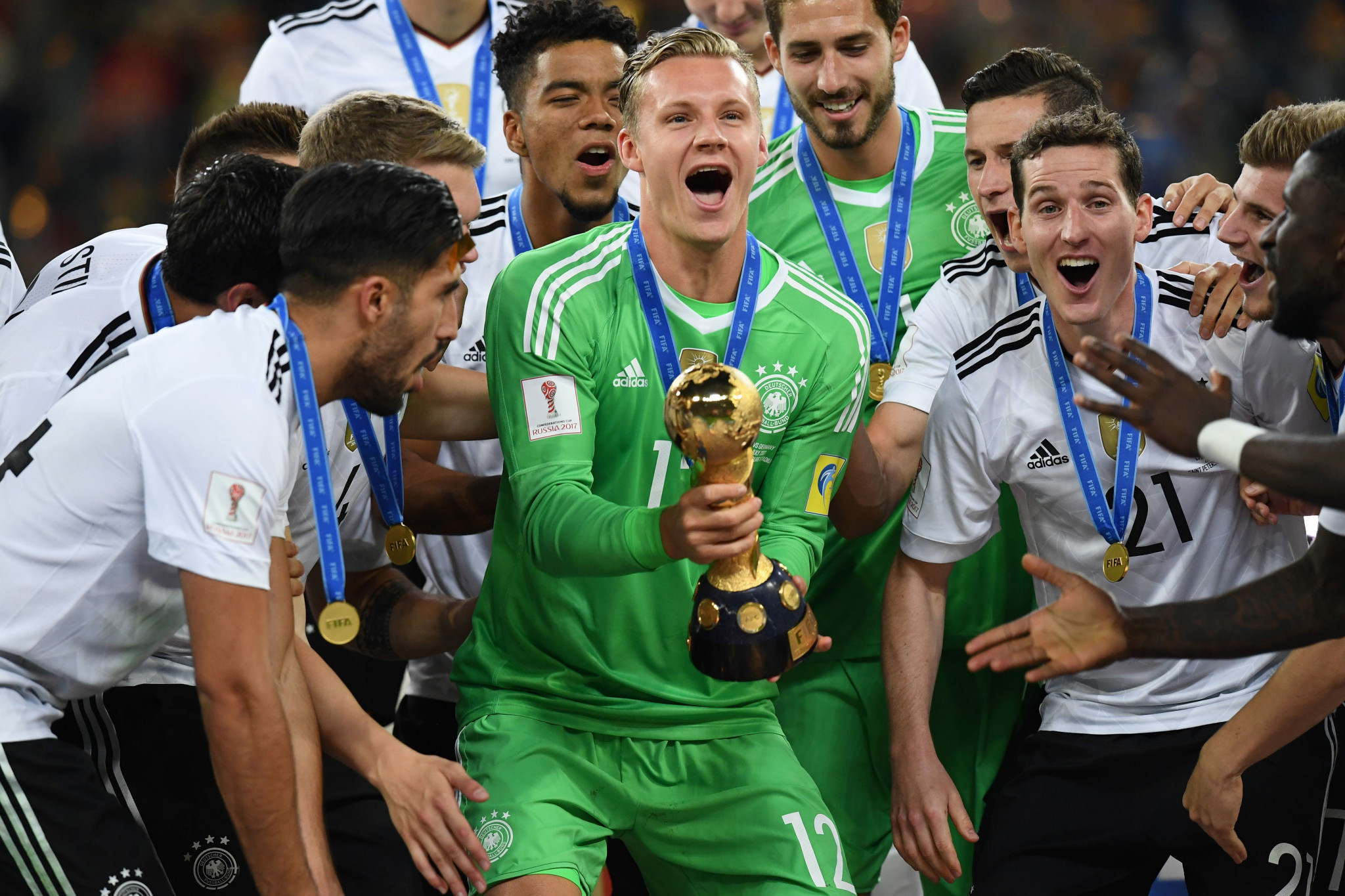 The Confederations Cup will be scrapped as part of the proposals ©Getty Images