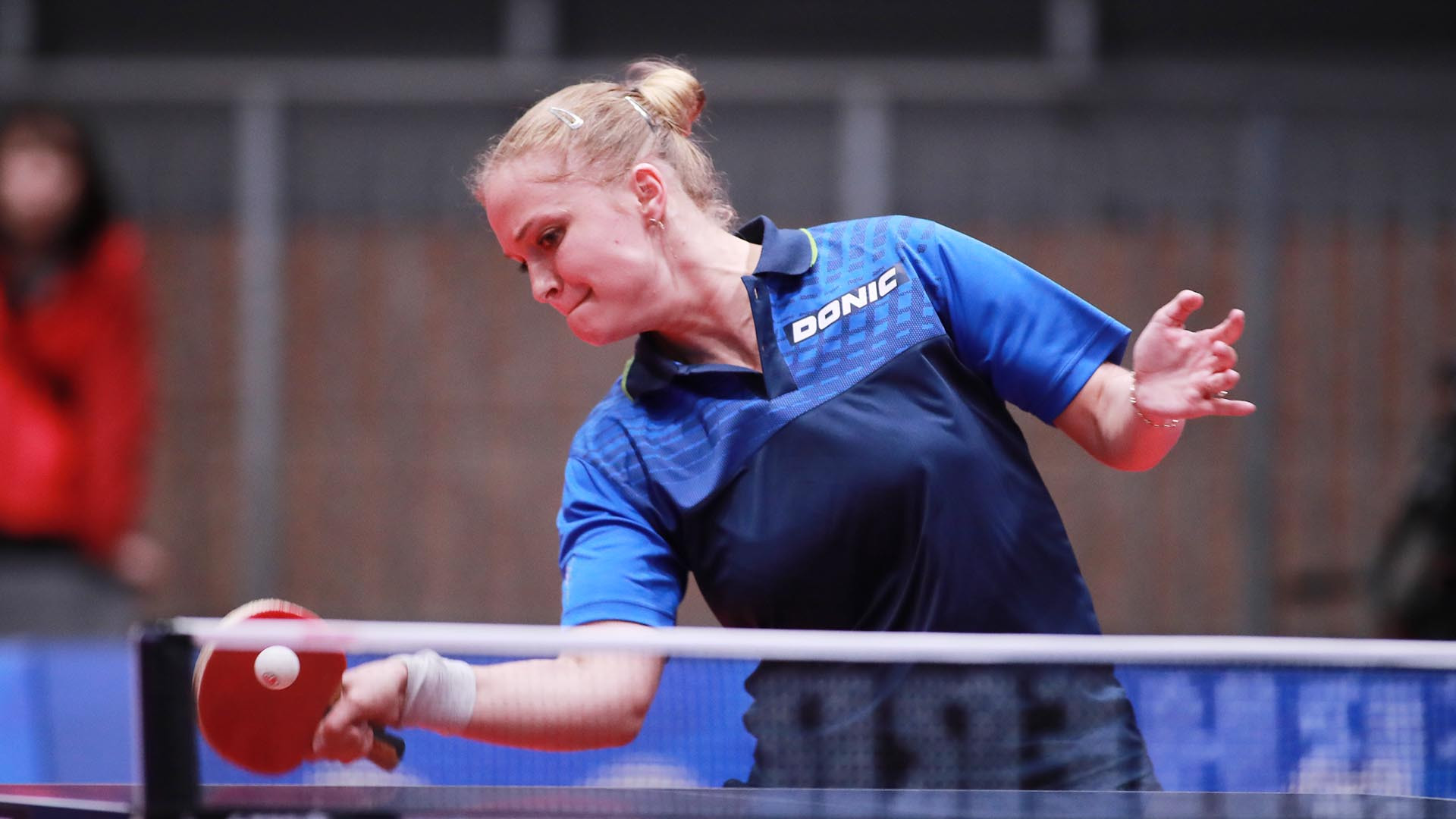 Ukraine booked their place in the last eight for the first time as they stunned eighth seeds Singapore ©ITTF