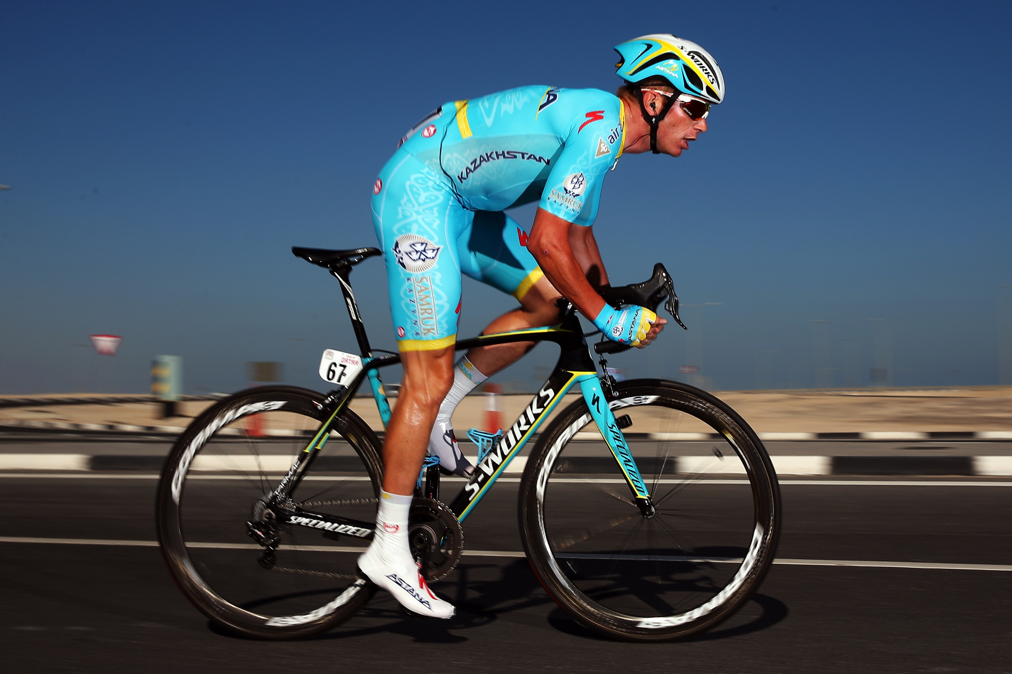 Astana have claimed they may pursue compensation from their former rider ©Getty Images