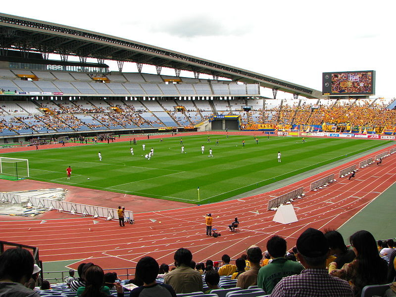 The Miyagi Stadium is among venues approved today to host football matches ©Wikipedia