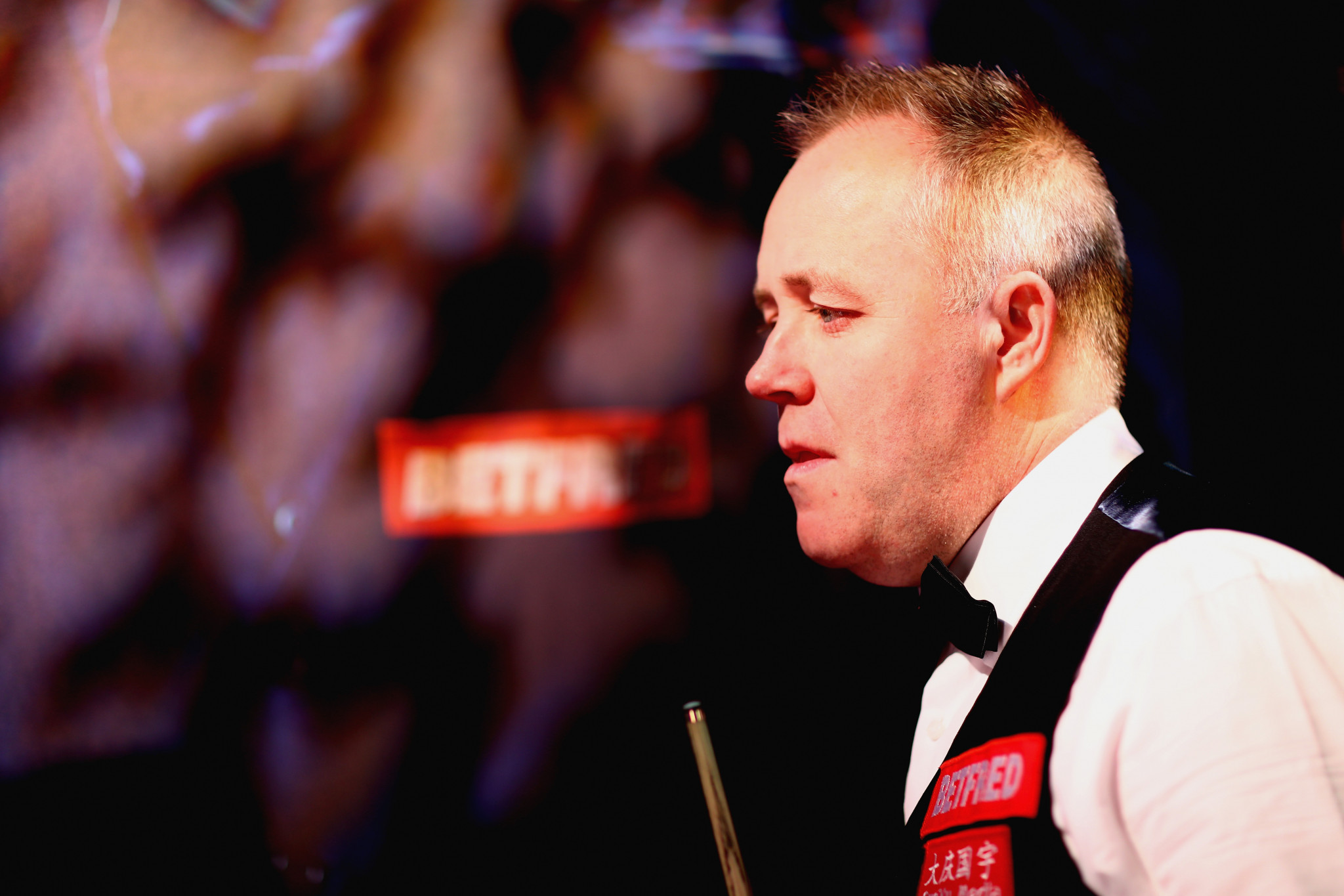 John Higgins edged Judd Trump to reach the semi-finals ©Getty Images