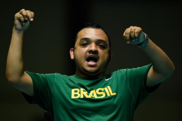 Brazil top table at Montreal Boccia World Open
