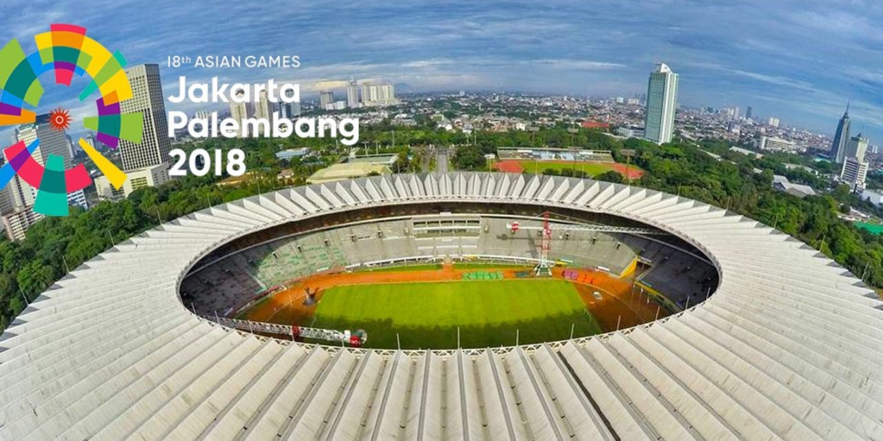 The ITA could be in operation at the Asian Games later this year ©Jakarta Palembang 2018