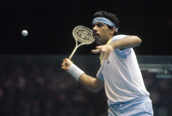 Squash legend Jahangir Khan honoured at Asian Awards