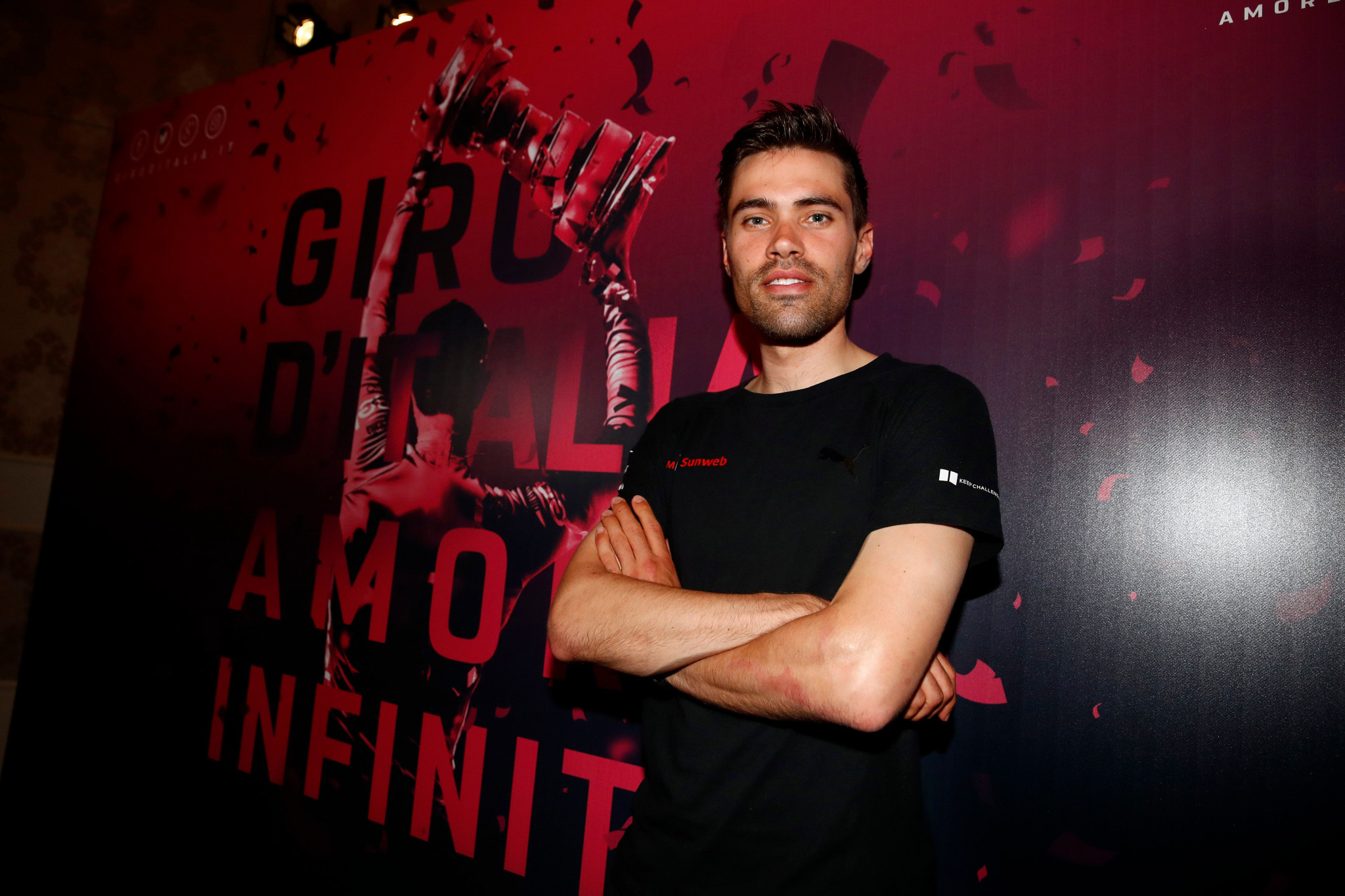 Dumoulin has no issues with Froome at Giro