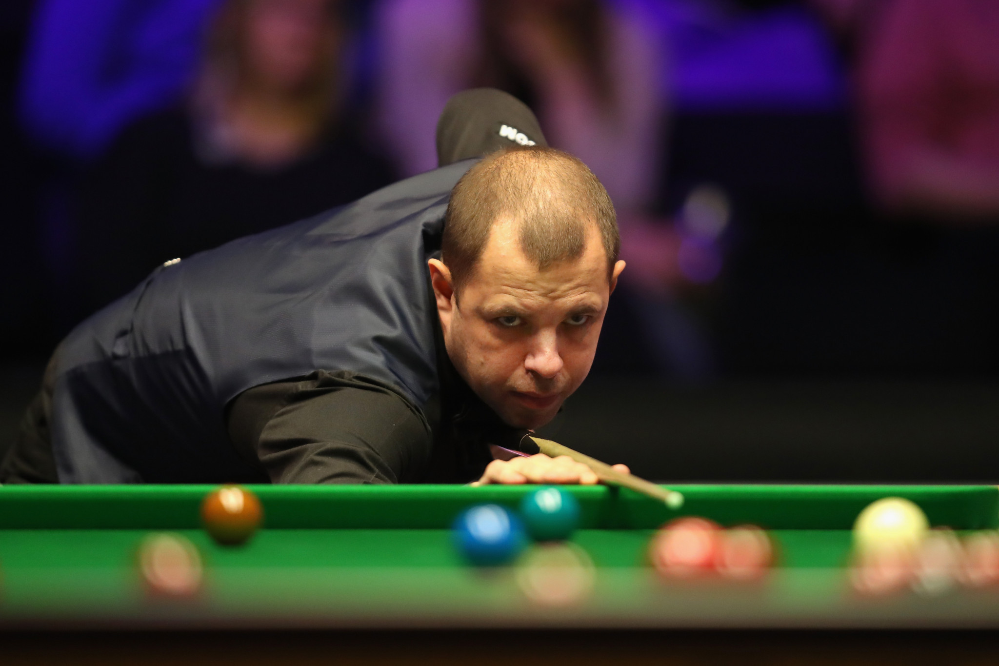 Barry Hawkins reached the World Snooker Championship final in 2013 ©Getty Images