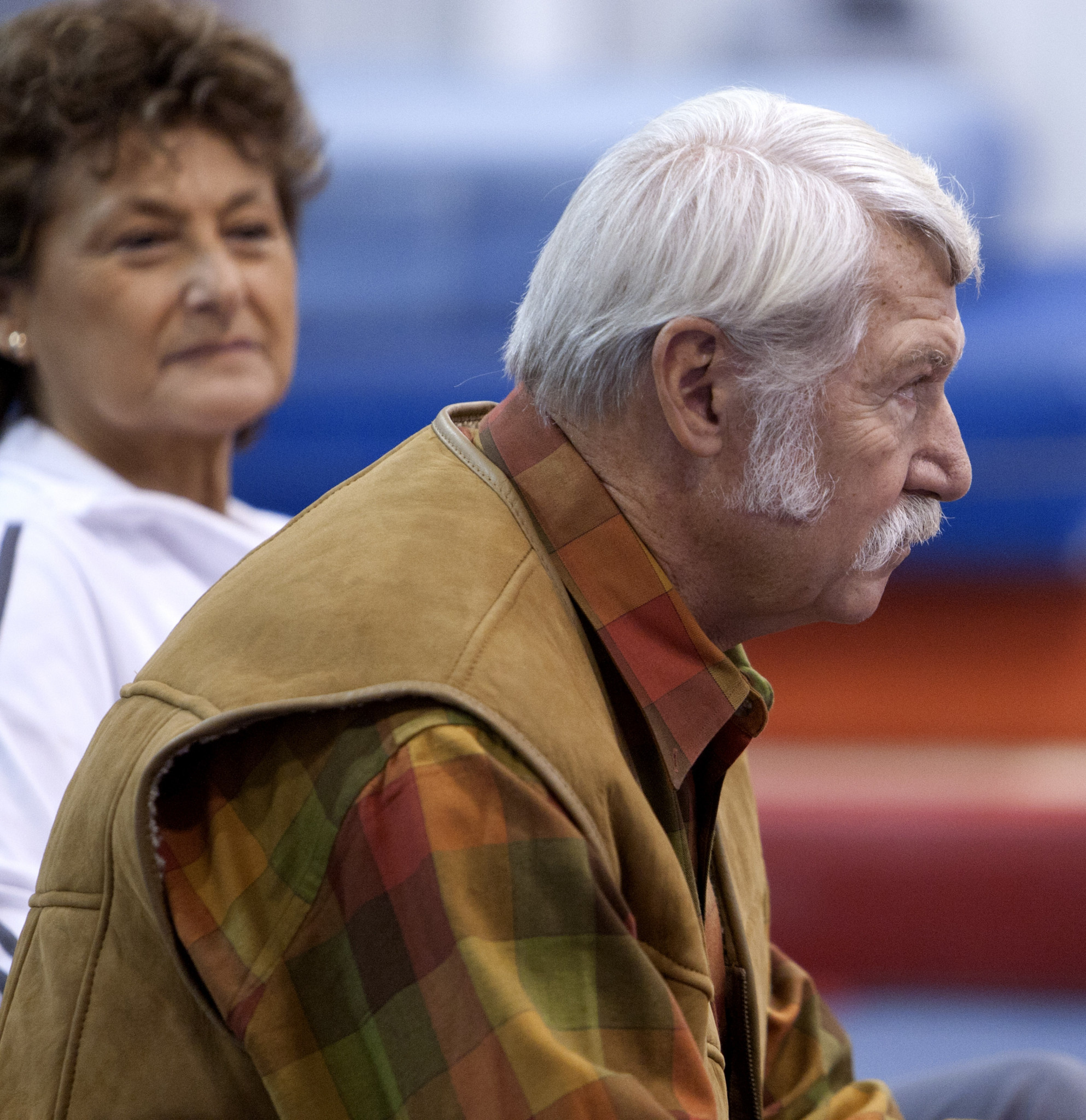 Martha and Bela Karolyi are bringing a lawsuit against USA Gymnastics for cutting ties with their gymnastics training centre in Texas, where Larry Nassar carried out much of his sexual abuse ©Getty Images
