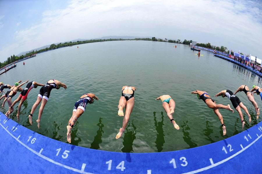 Chengdu set for semi-final format as ITU World Cup continues