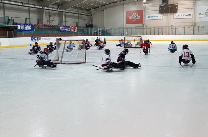 Canada and defending champions United States will contest the final tomorrow in the second Women's Para Ice Hockey Cup taking place in Ostrava ©WomenPIH