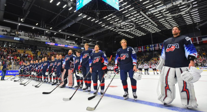 United States win thriller over Canada at IIHF World Championships