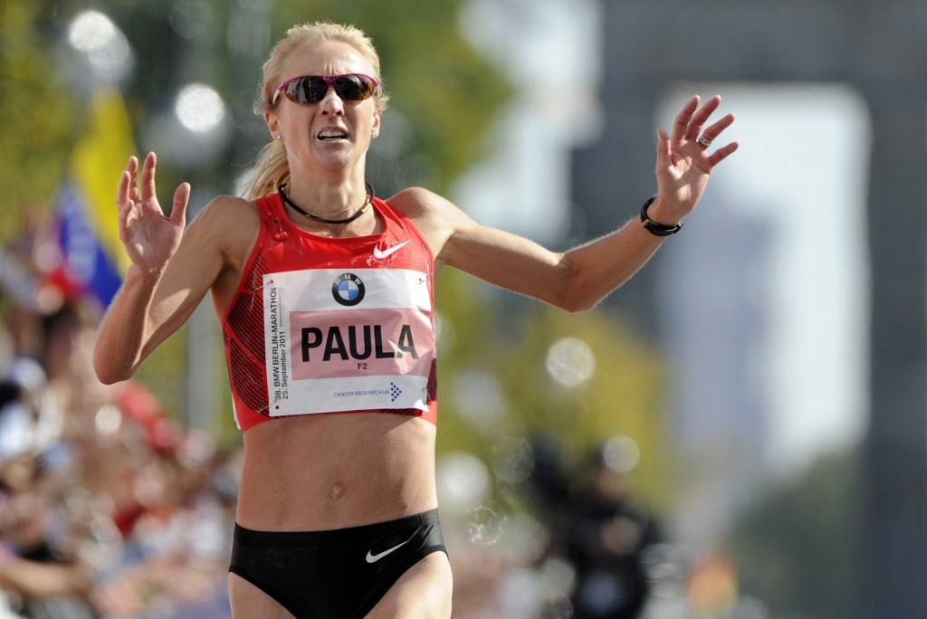 Paula Radcliffe strongly denied links to doping in a statement released on Tuesday