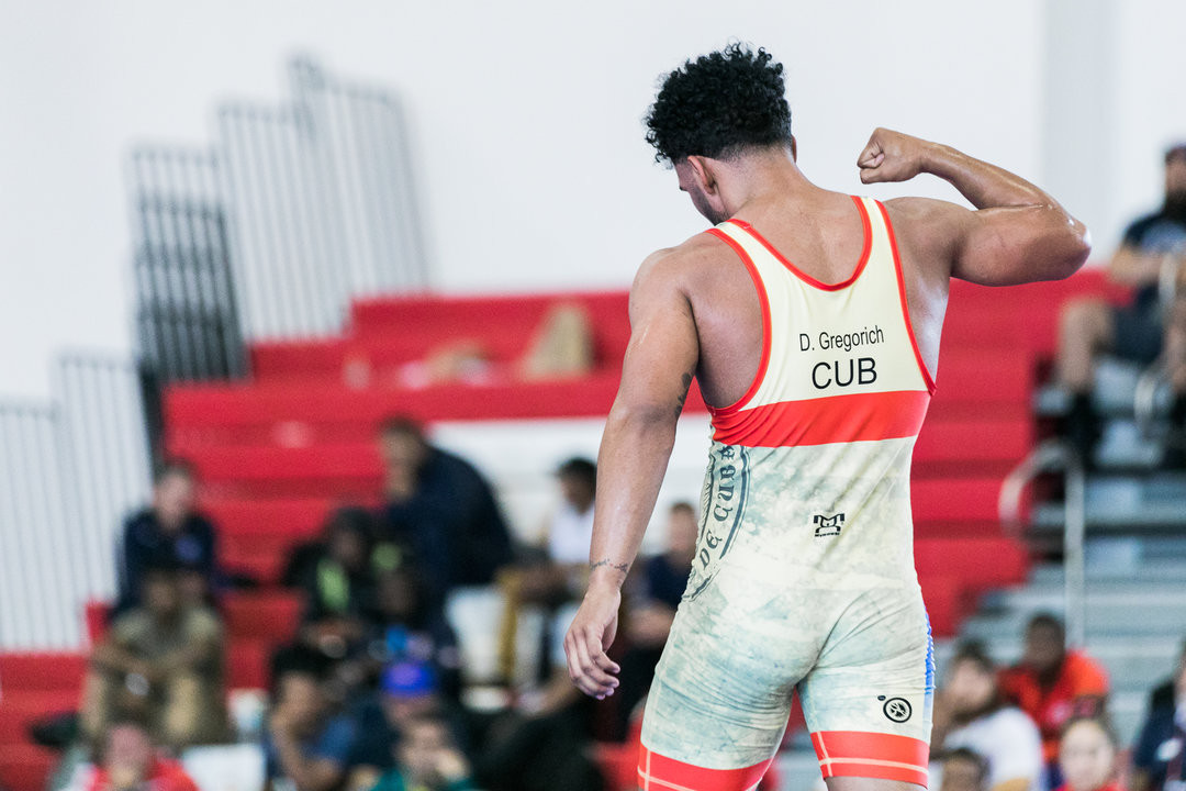 Cubans earn further Greco-Roman golds at Pan American Wrestling Championships