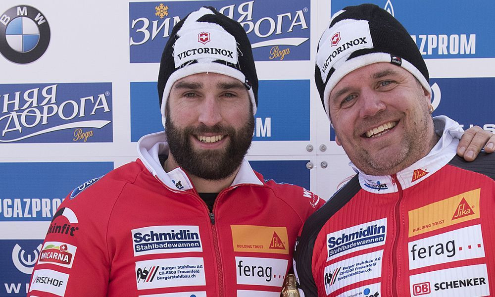 Hefti and Baumann among top Swiss bobsledders to announce retirement