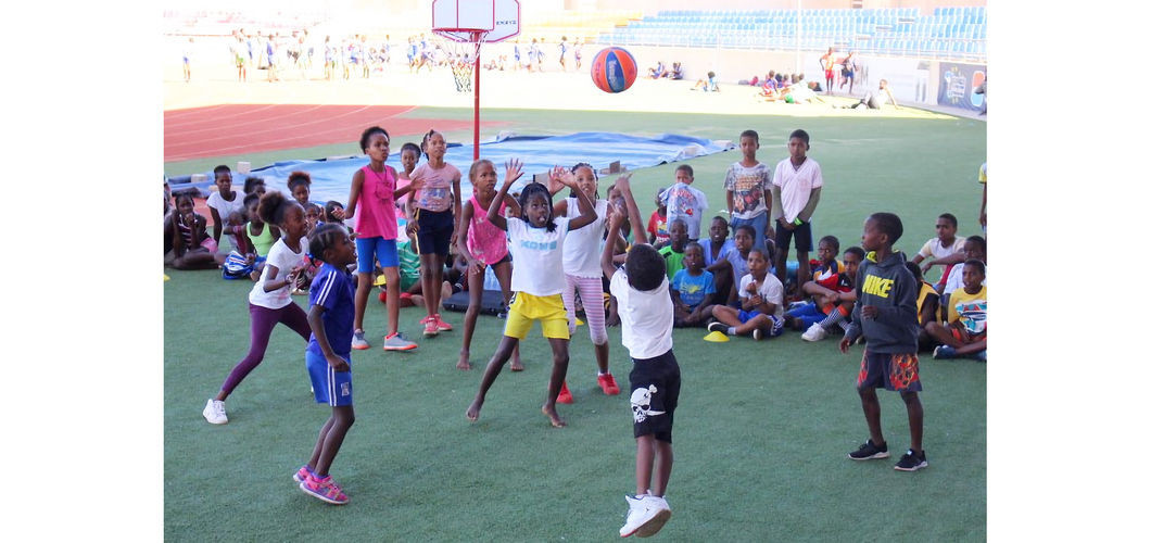 National Olympic Committee of Cape Verde host Sport Festival for Peace