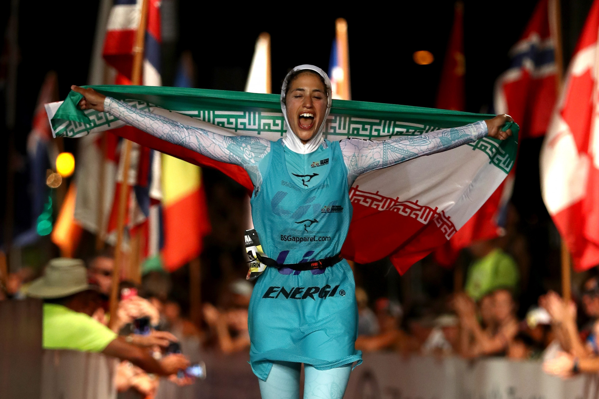Gerami poised to represent Iran in triathlon at 2018 Asian Games