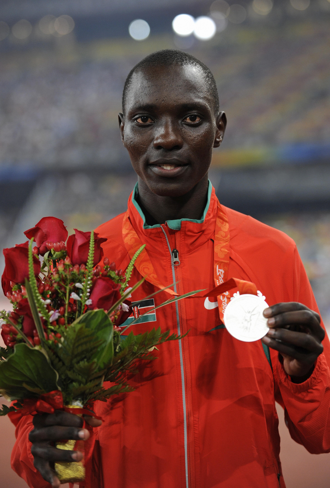 Asbel Kiprop initially won silver at Beijing 2008 but was subsequently upgraded to gold after Bahrain's Rashid Ramzi failed a drugs test ©Getty Images