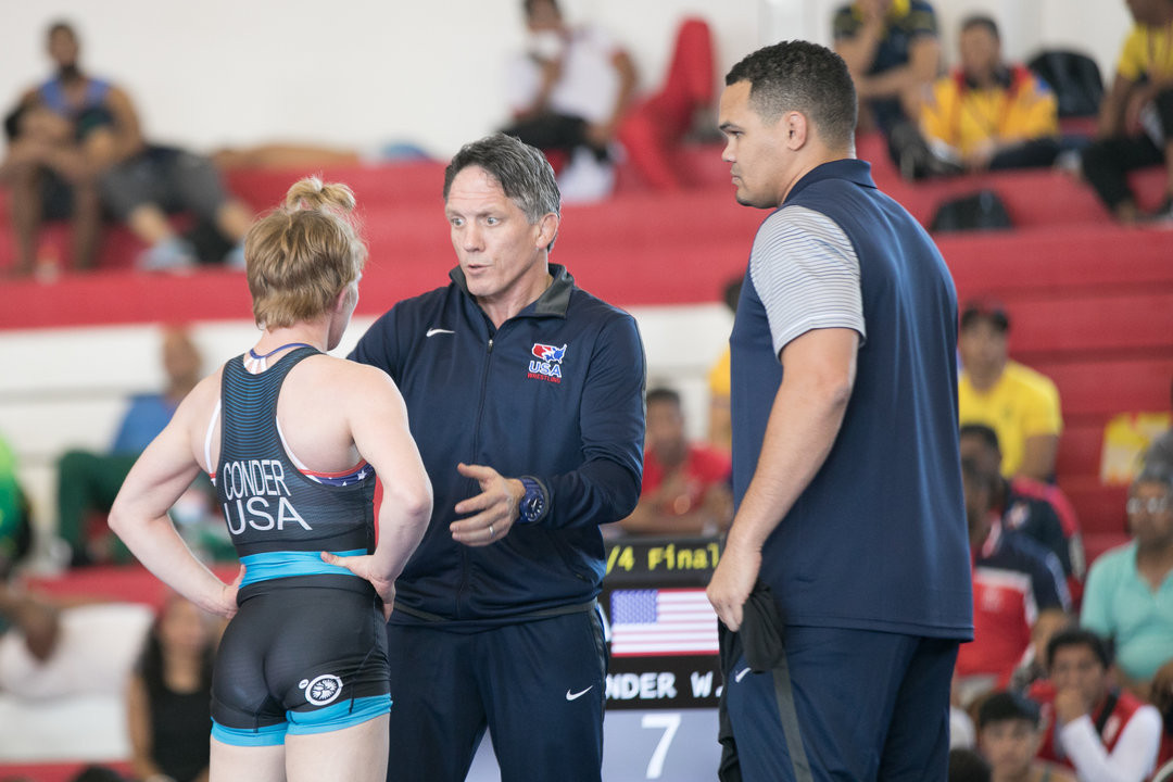 Gray secures first Pan American Wrestling Championships title in Lima