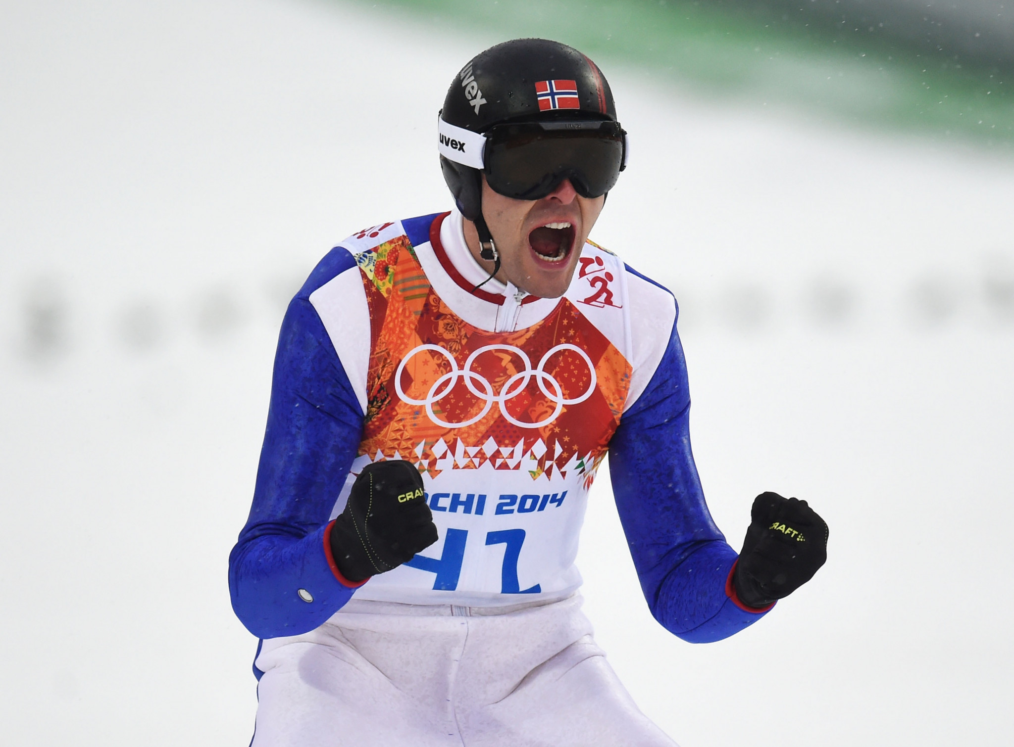 Olympic champion Moan to train away from Norwegian team