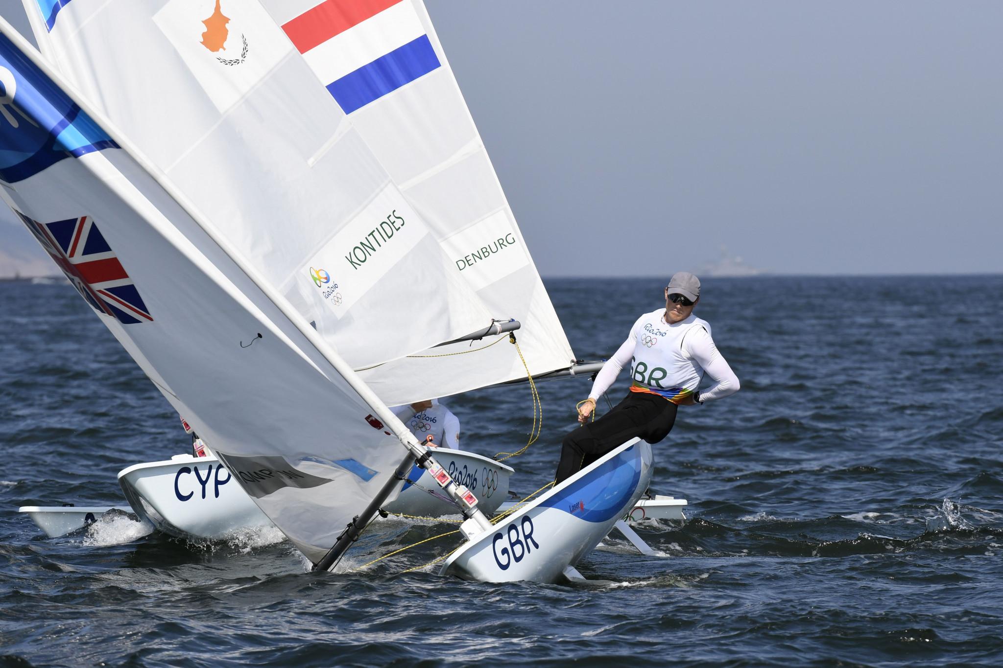 Trio seek to defend titles at Laser European Championships