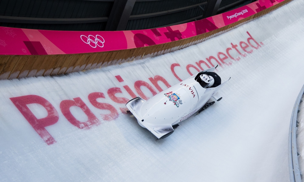Latvia announce funding for bobsleigh and skeleton athletes