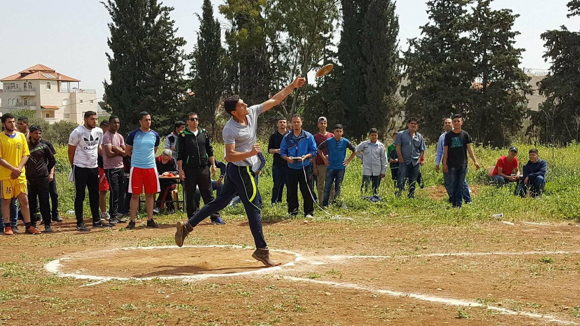 Palestine Olympic Committee host School Olympic Week