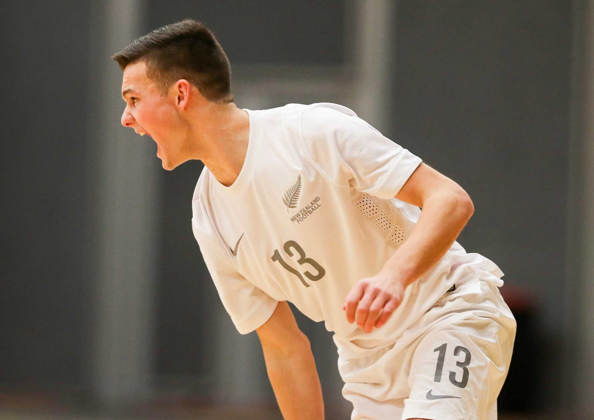 New Zealand select World University Futsal Championship sides