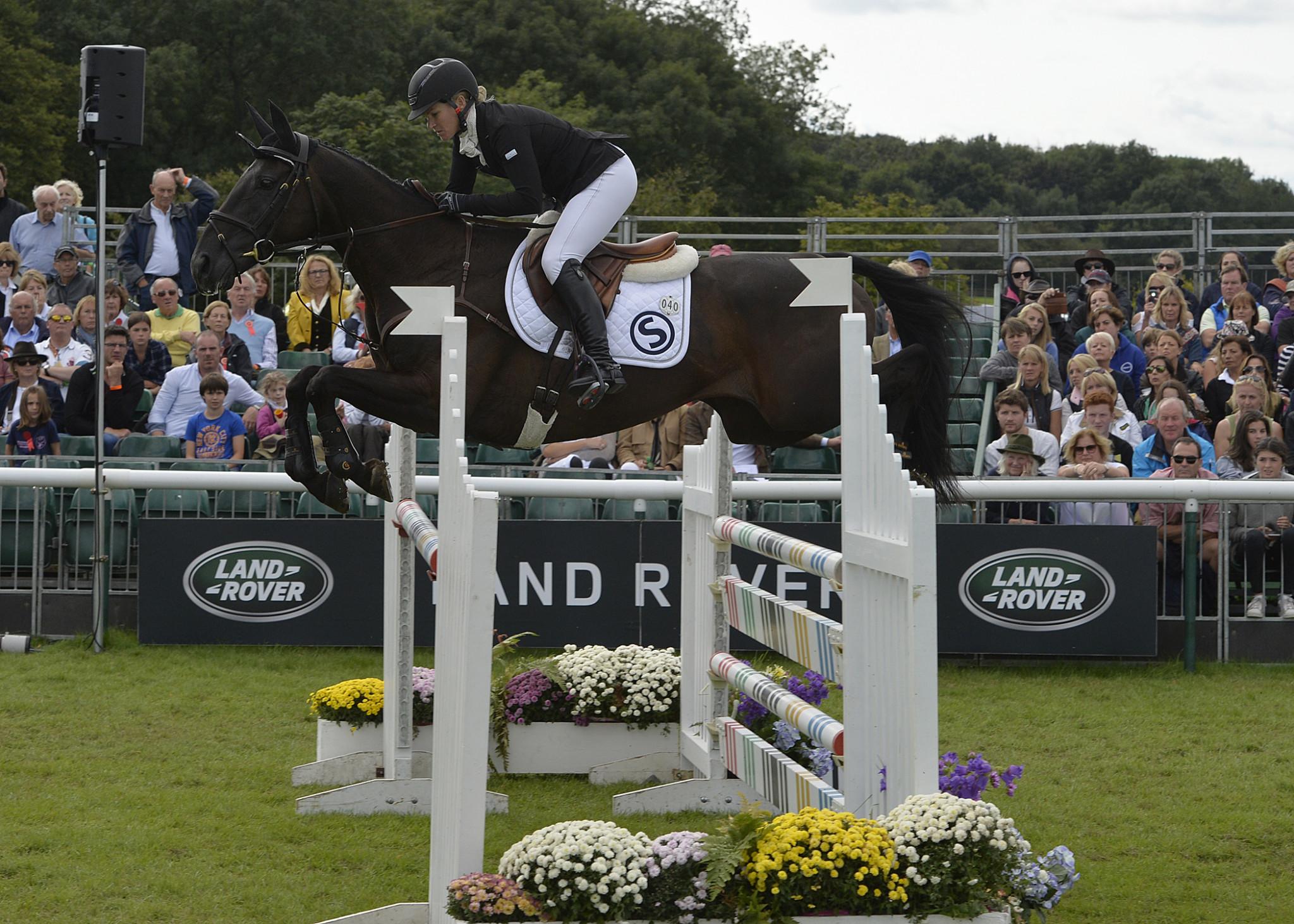 Price claims Badminton Horse Trials title