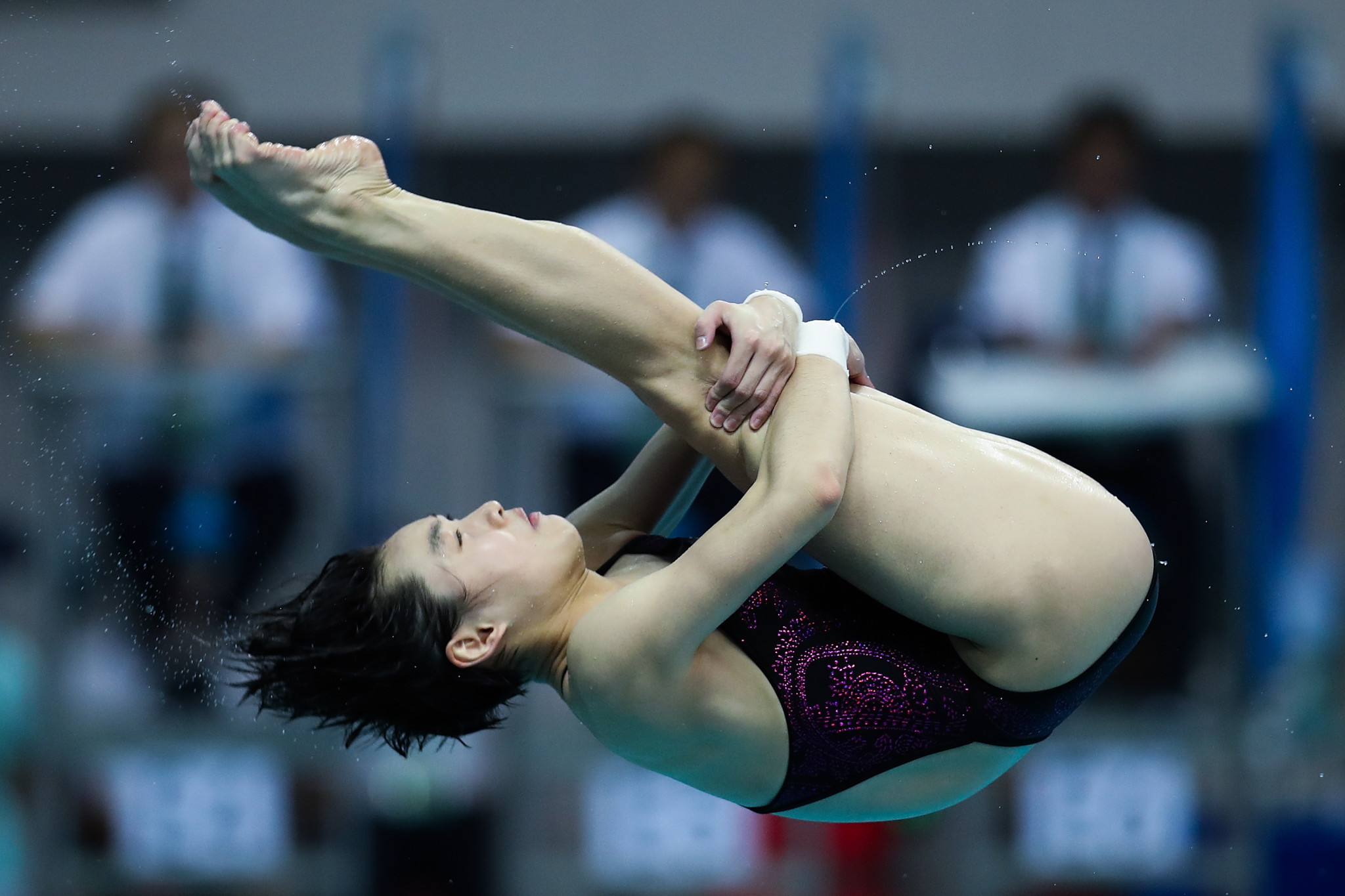 Shi leads Chinese one-two on final day of FINA Diving World Series in Kazan
