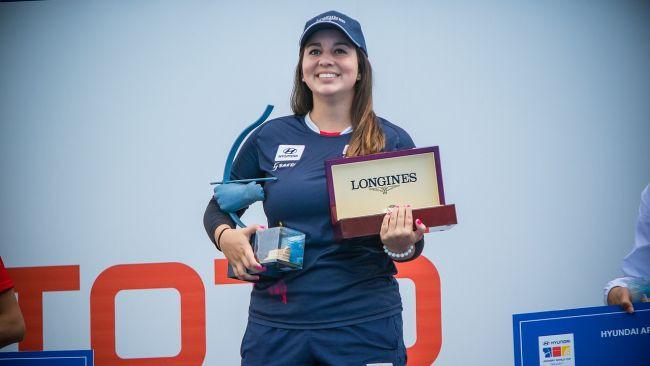 World Archery renew partnership with Longines