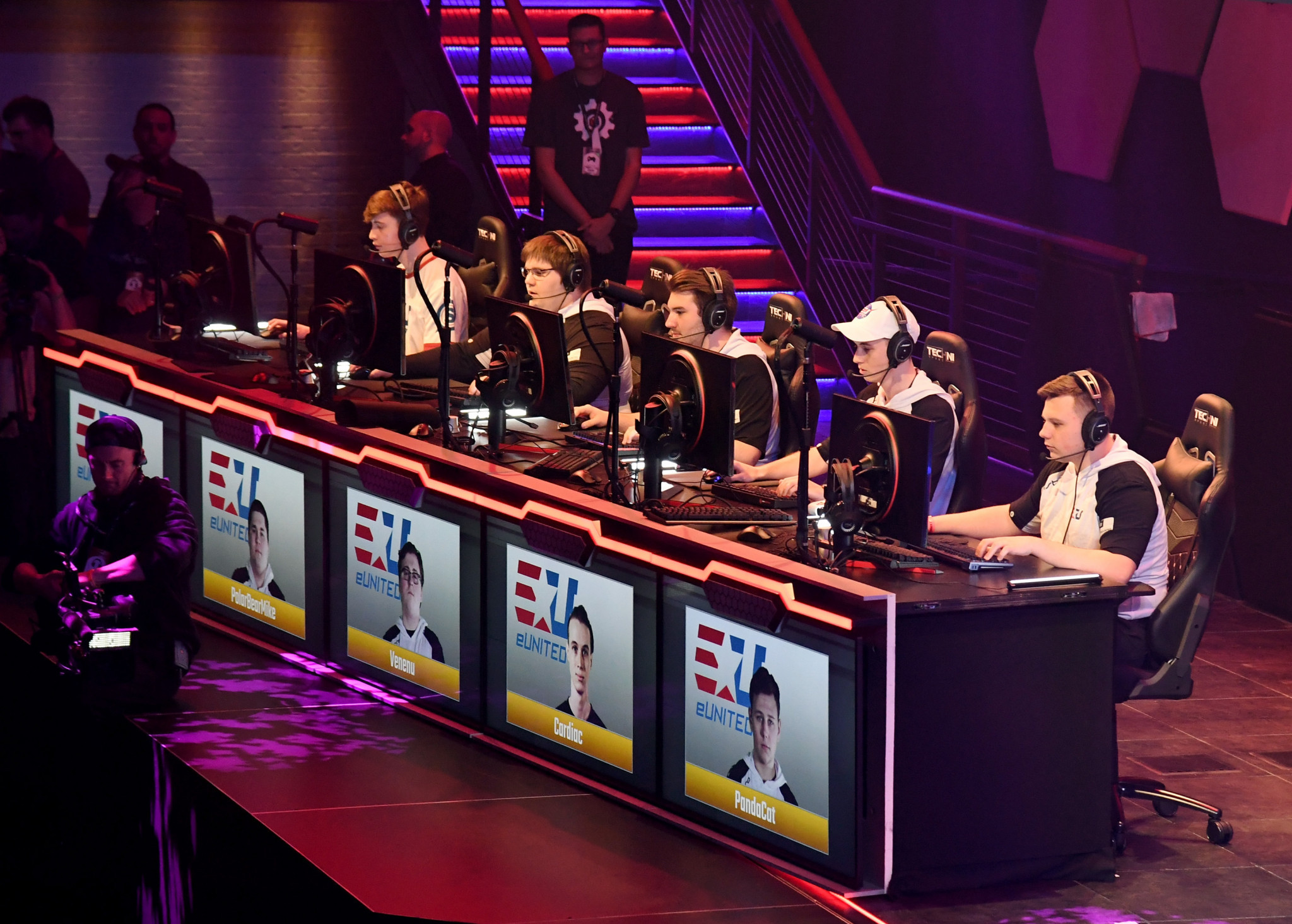 Germany, South Korea, China, Russia, Italy and South Africa all recognise esports as an official sport ©Getty Images