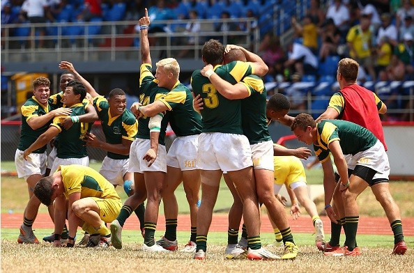 South Africa win thrilling boy's rugby sevens final as Australia take women's crown at Samoa 2015