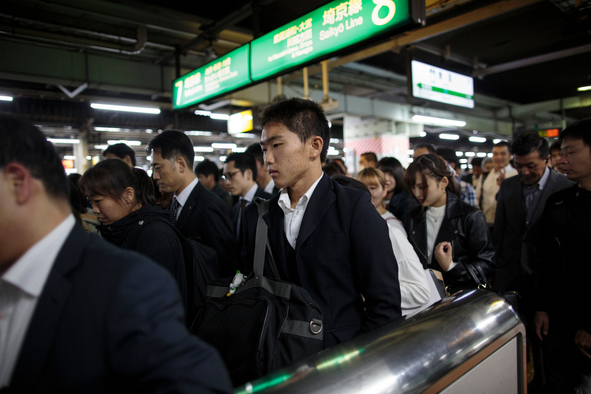 "Study warns Tokyo 2020 could cause ""fatal congestion"" on subway system"