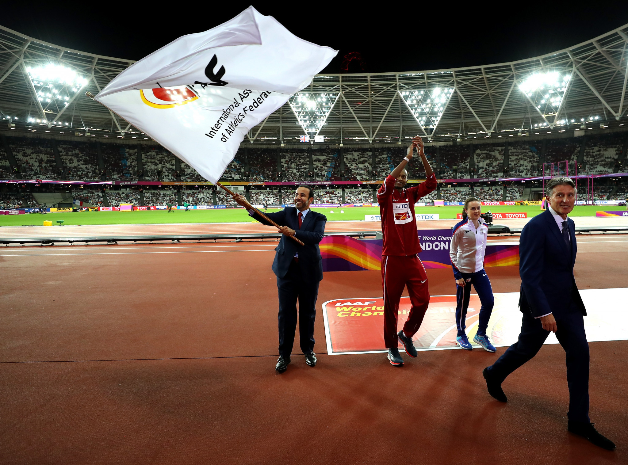Morning sessions scrapped and marathons to be held at midnight to combat expected hot weather at Doha 2019 World Athletics Championships