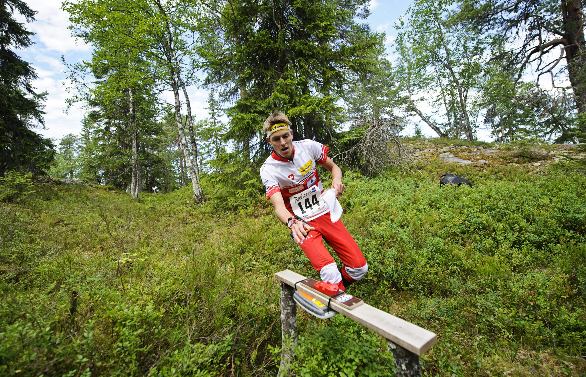 Hubman and Kyburz share gold at European Orienteering Championships