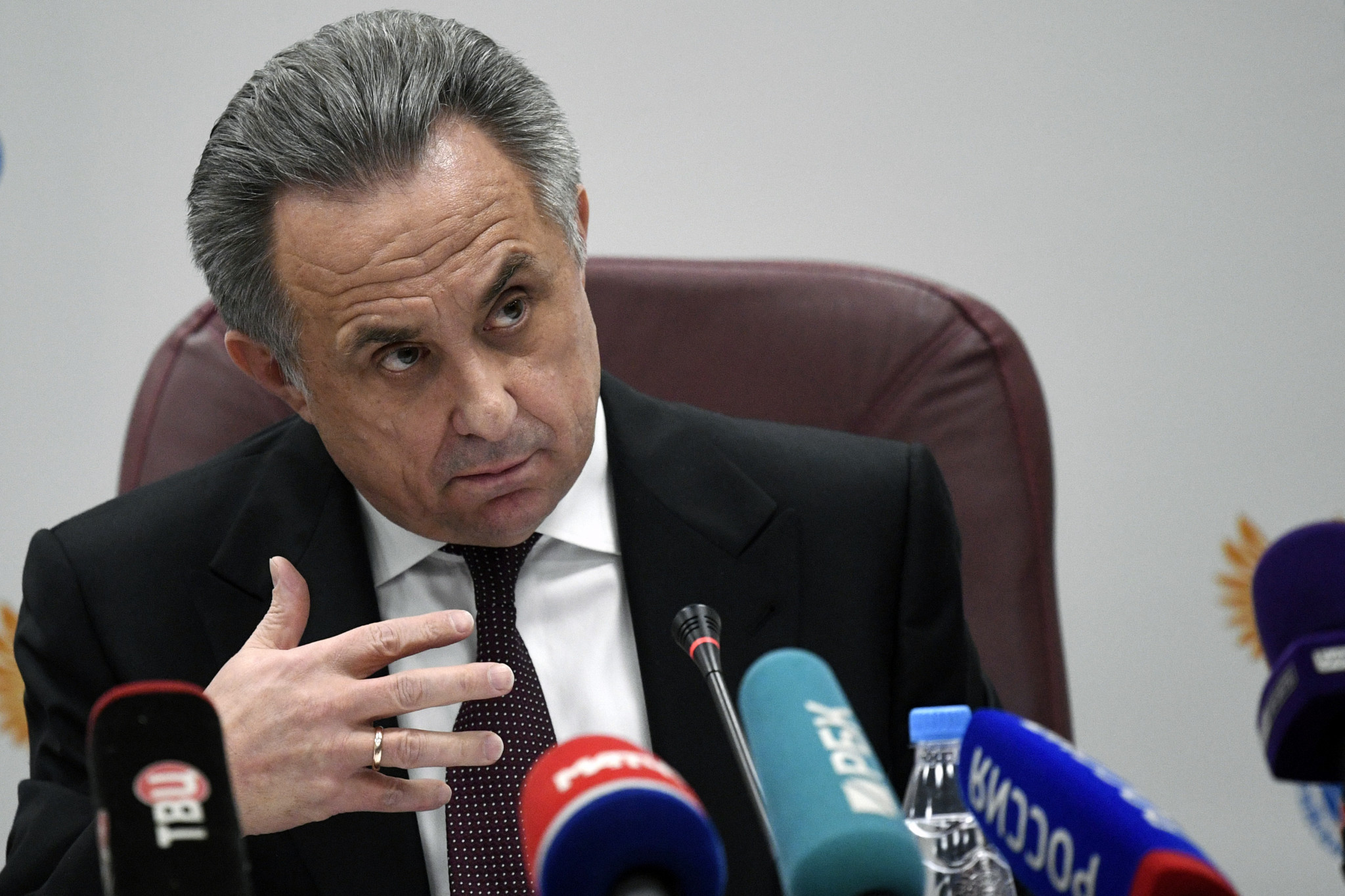 Mutko replaced as Deputy Prime Minister for sport and put in control of construction in Russian Government reshuffle