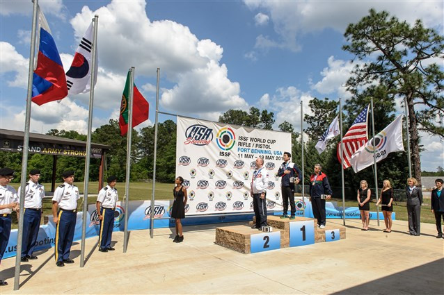 ISSF World Cup circuit arrives in Fort Benning