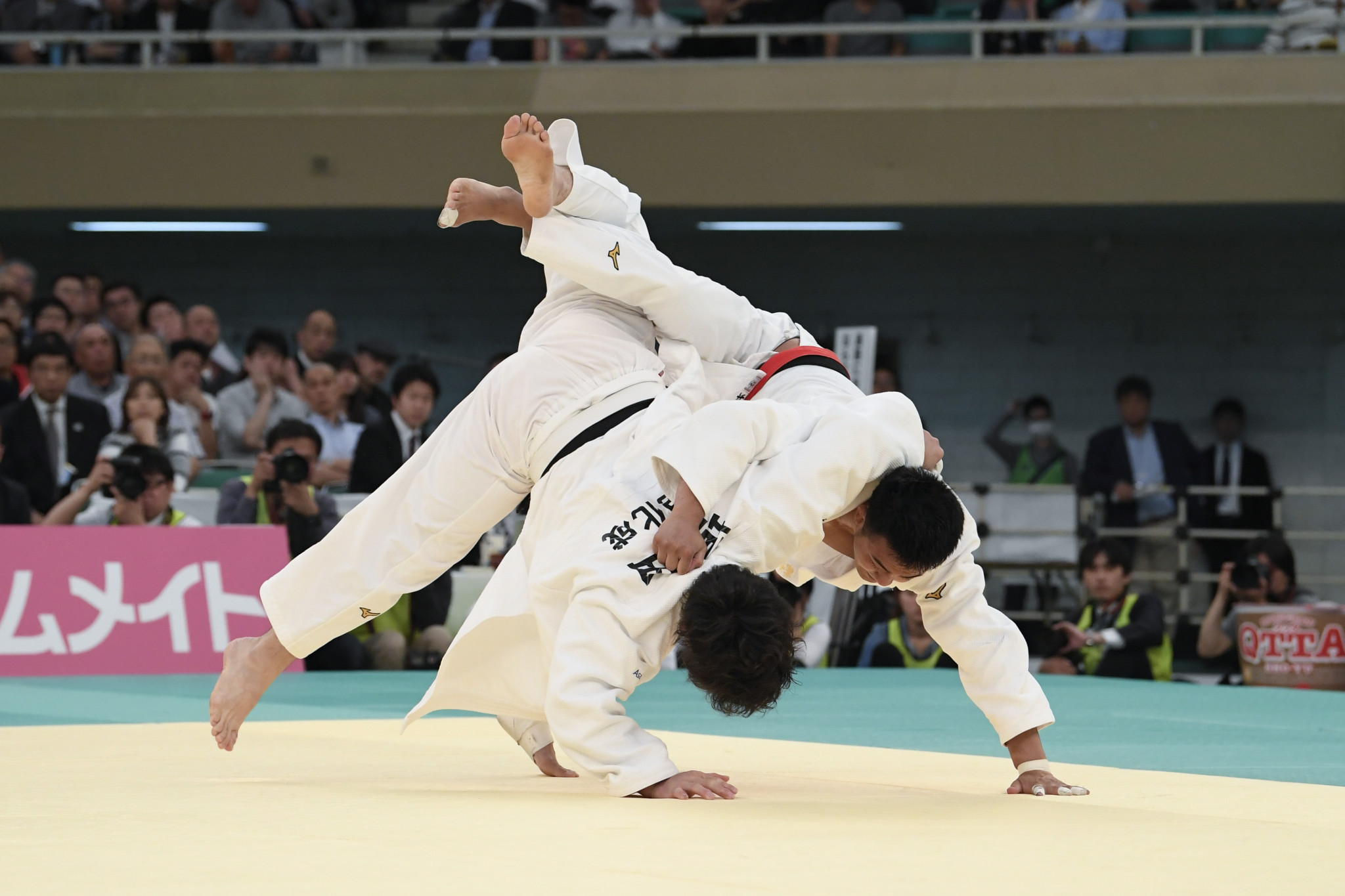 The IJF state the website was launched prior to judo's homecoming at the Tokyo 2020 Olympic Games ©Getty Images