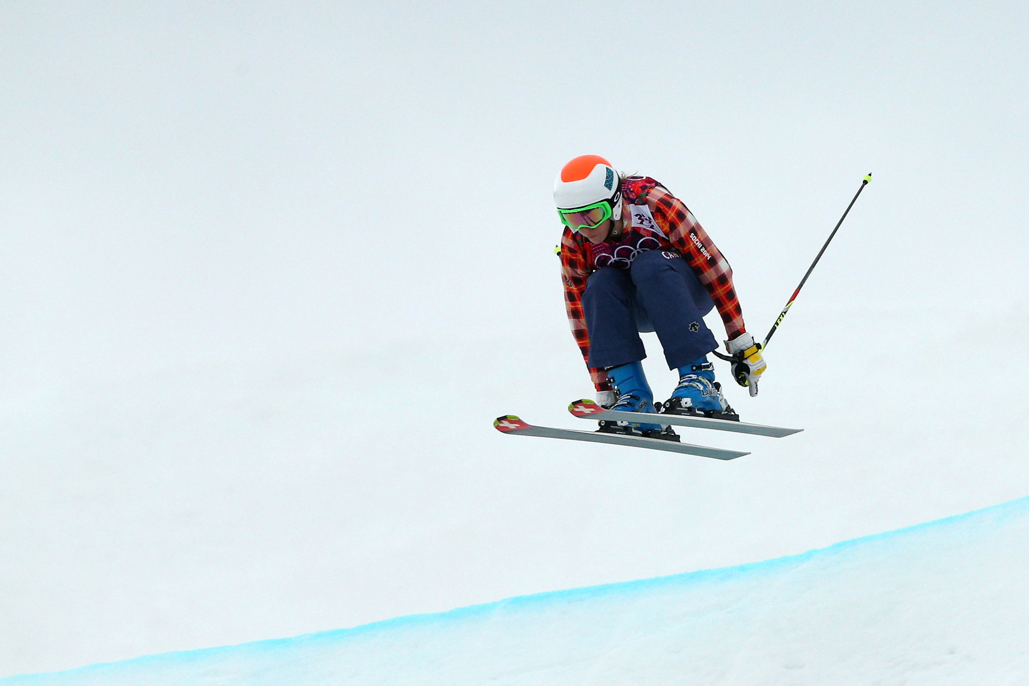 Ski cross athlete Simmerling retires to focus on cycling
