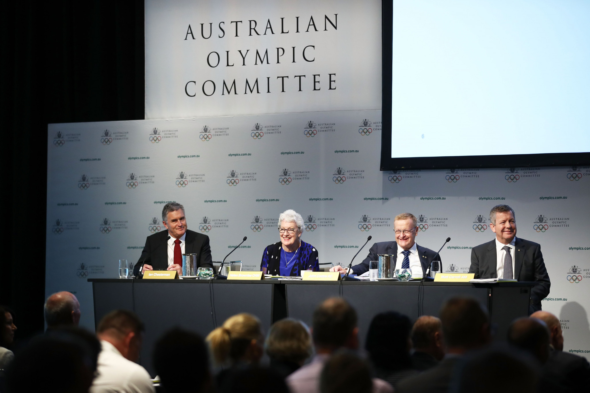 Australian Olympic Committee criticise Government for lack of additional high-performance funding in Federal Budget