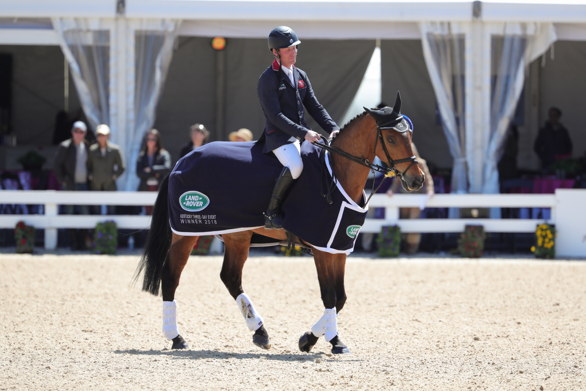 British Horse Society to raise concerns over use of whip by Townend with FEI