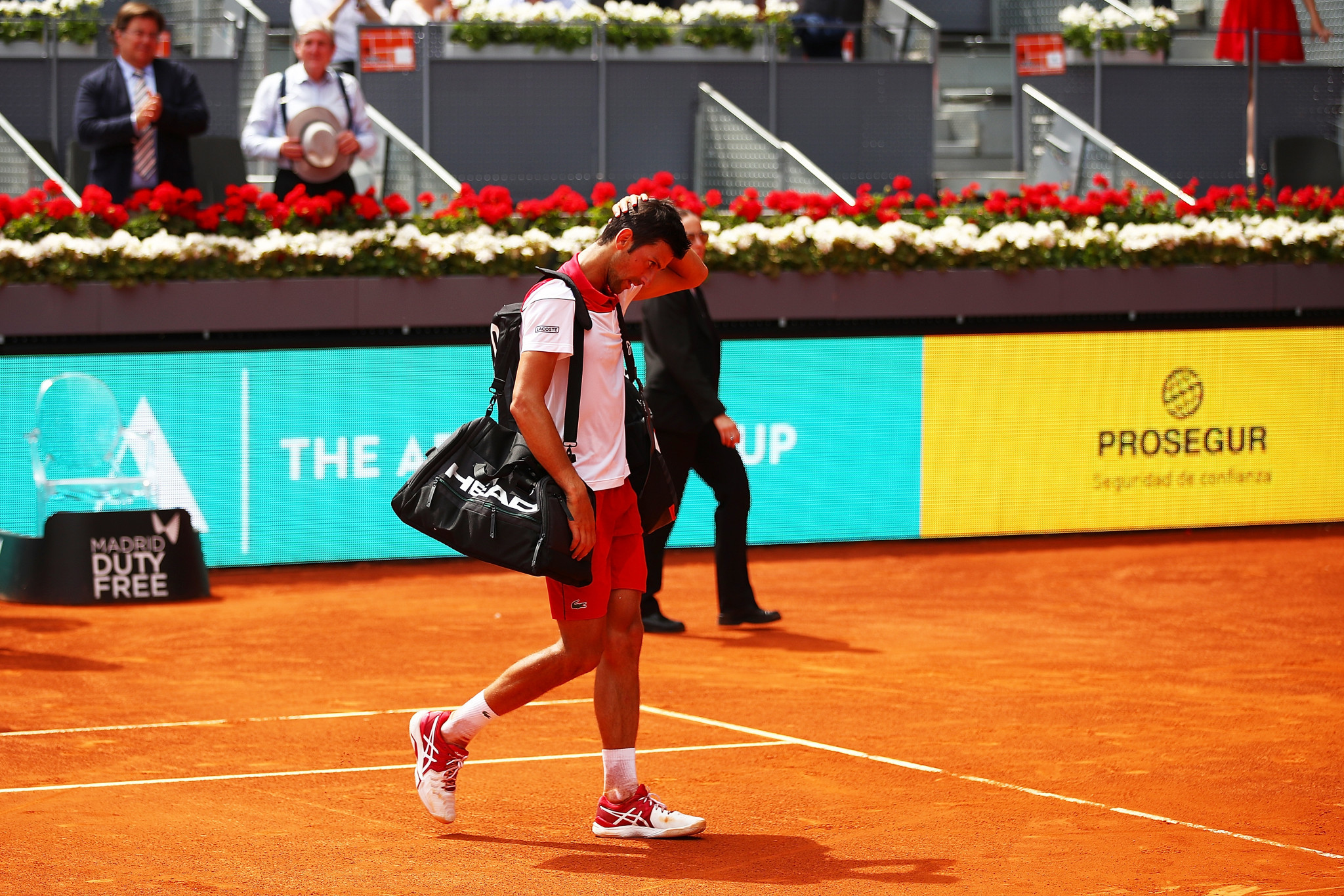 Defending champion Nadal cruises into third round as Djokovic suffers defeat at Mutua Madrid Open