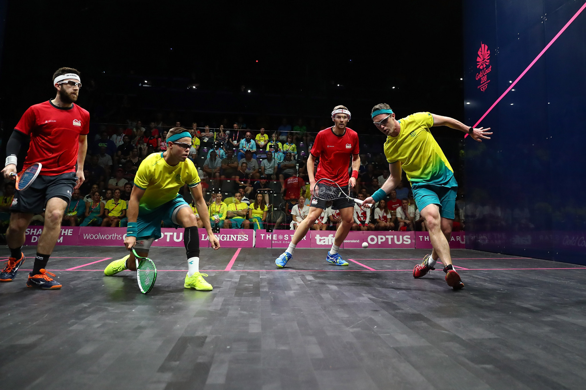 The ESF state they will seek to promote support for squash's bid for Olympic inclusion ©Getty Images