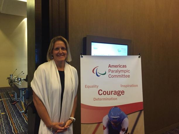 O'Neill Dussliere appointed new President of Americas Paralympic Committee