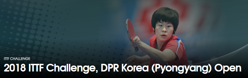 South Korea hoping to send table tennis team north of border to Pyongyang Open