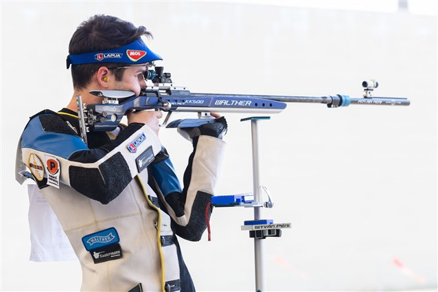 Hungary's Peni produces stunning comeback to triumph at ISSF World Cup in Fort Benning