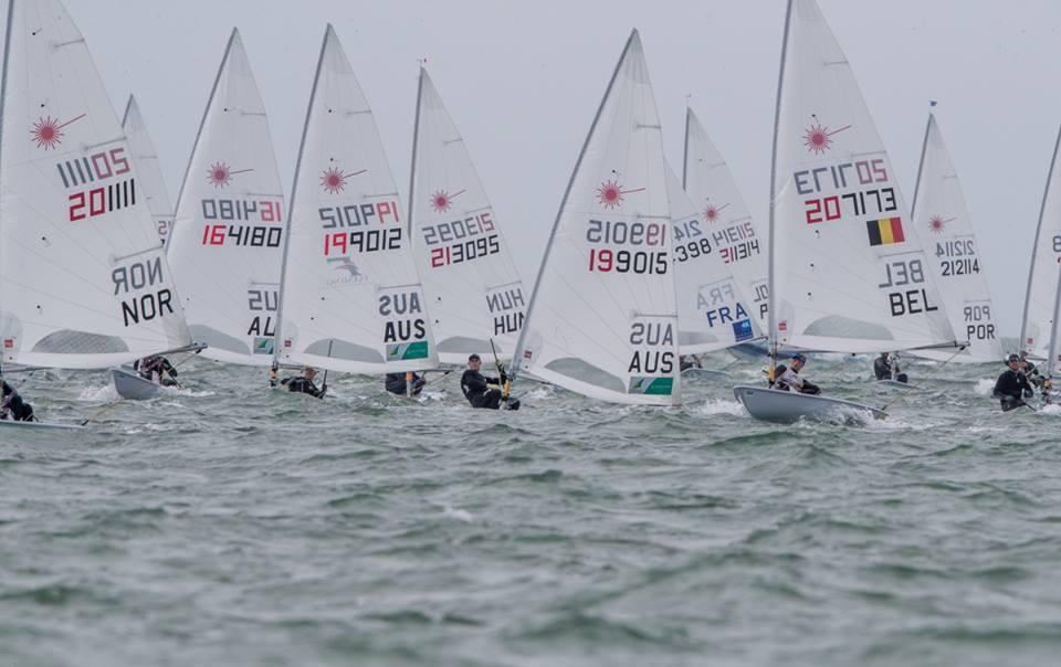 Peltikos extends lead at Laser European Championships