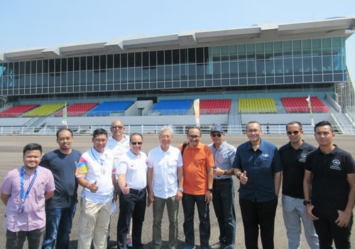 Organisers say the venues will be ready in time for the Games ©OCA